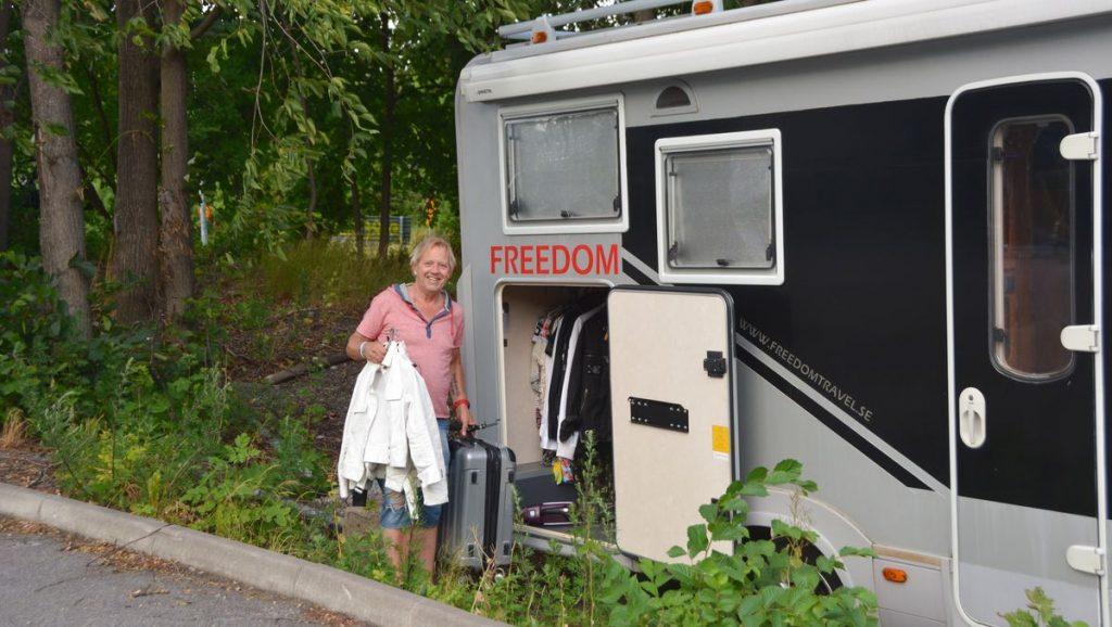 Peter packar husbil