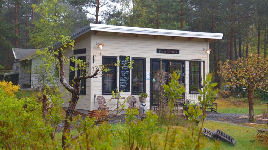 En av Sveriges minsta restauranger