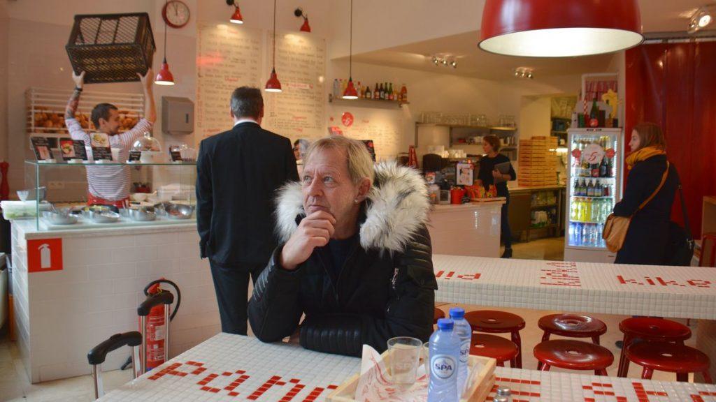 Restauranger i Bryssel - Pistolet