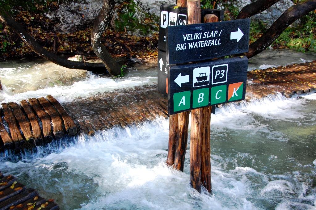 Plitvicesjöarna Plitvice national park