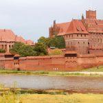Borgen Malbork i Polen – en medeltida riddarborg