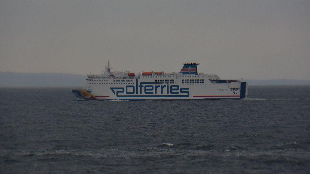 Polferries Ystad-Swinoujscie