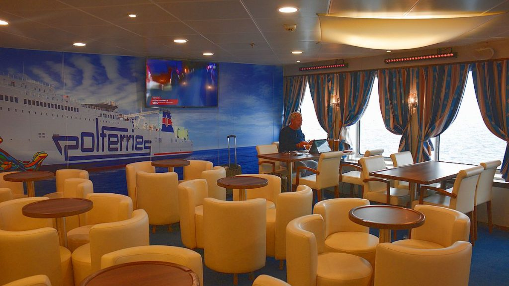 Polferries Ystad-Swinoujscie