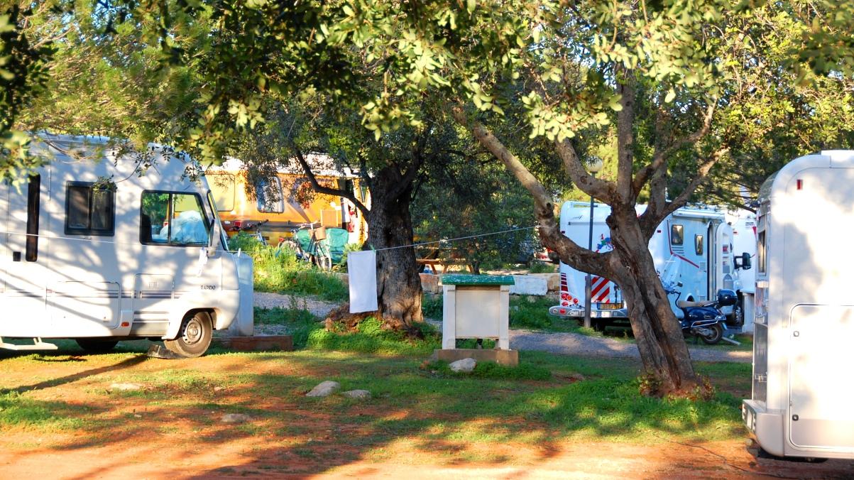 Polisens camping Tavira