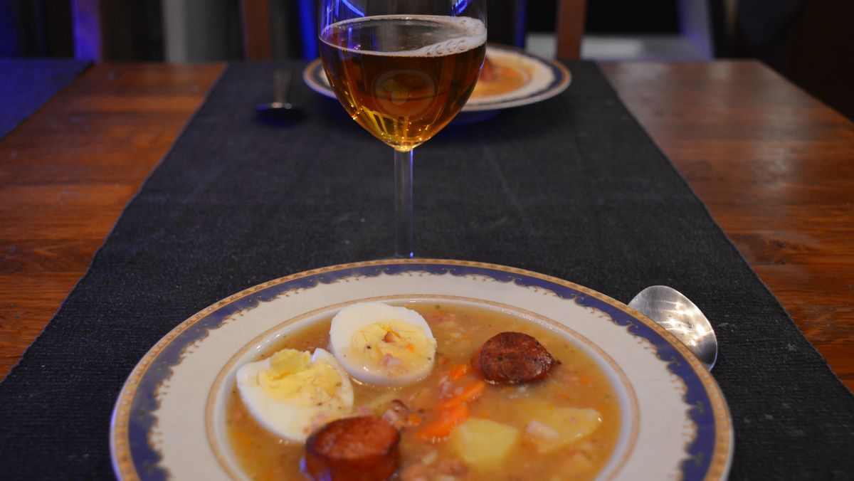 Recept på Zurek
