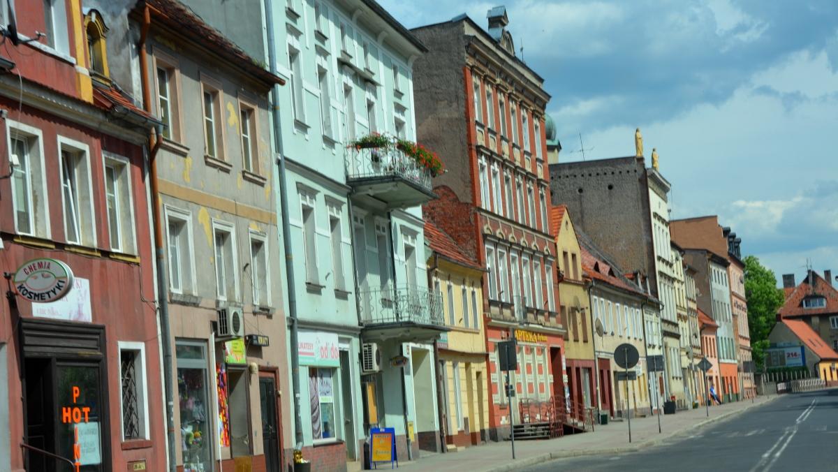 Polsk stad