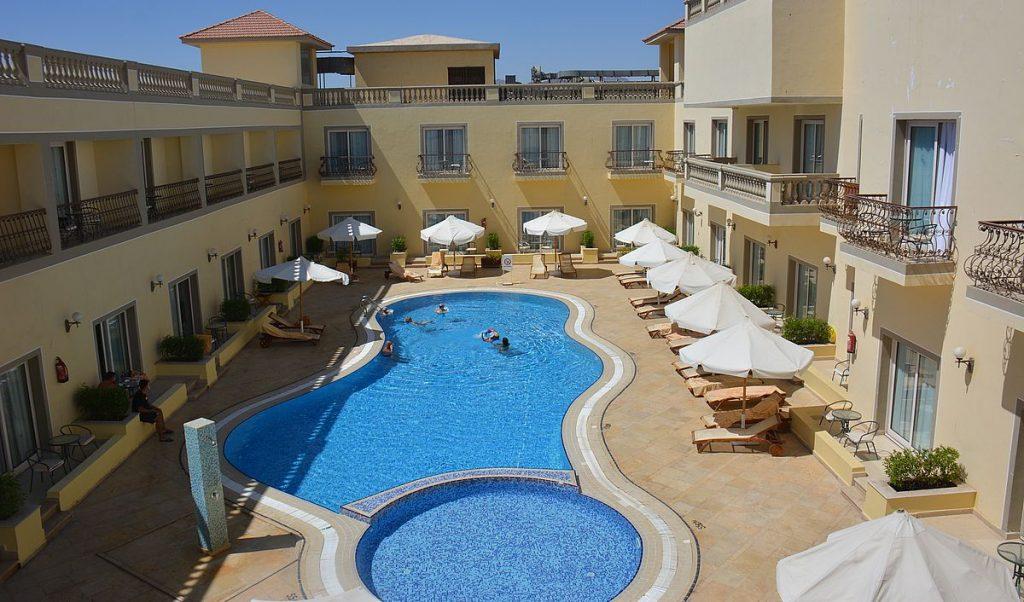 Pool i Sharm el Sheikh