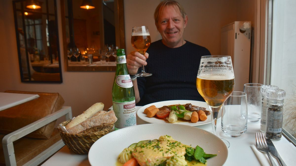 Bra restauranger i Bryssel