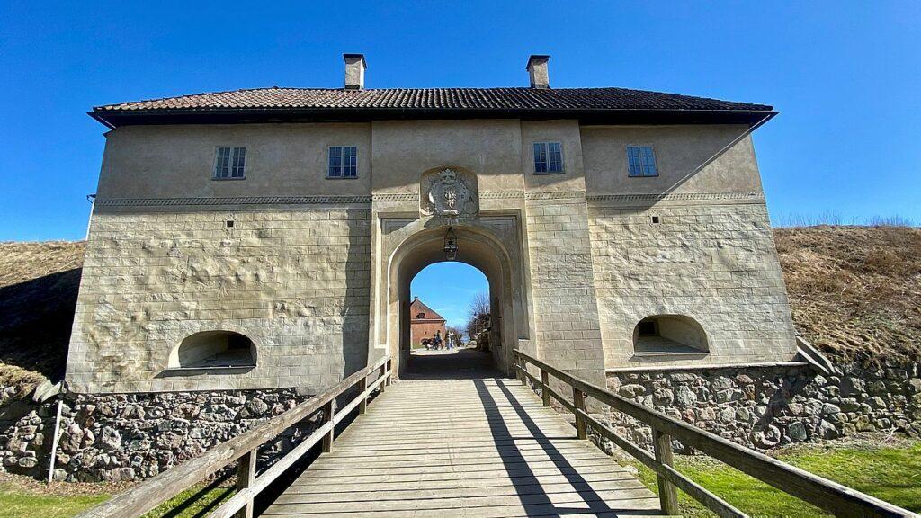 Karls XI:s porthus vid Nyköpingshus