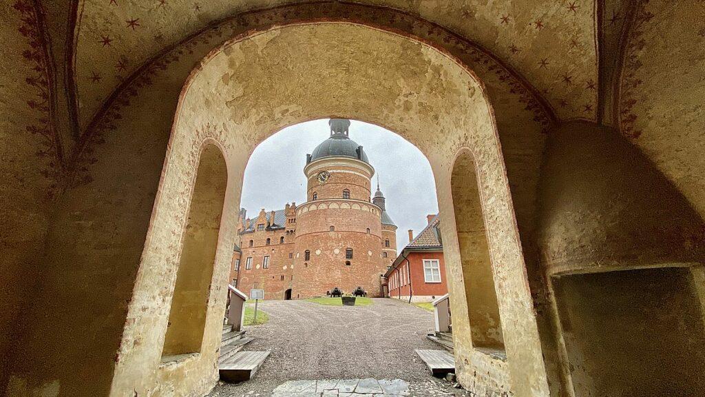 Att besöka Gripsholms slott