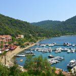 Ön Port-Cros i Frankrike – Frankrikes exotiska nationalpark
