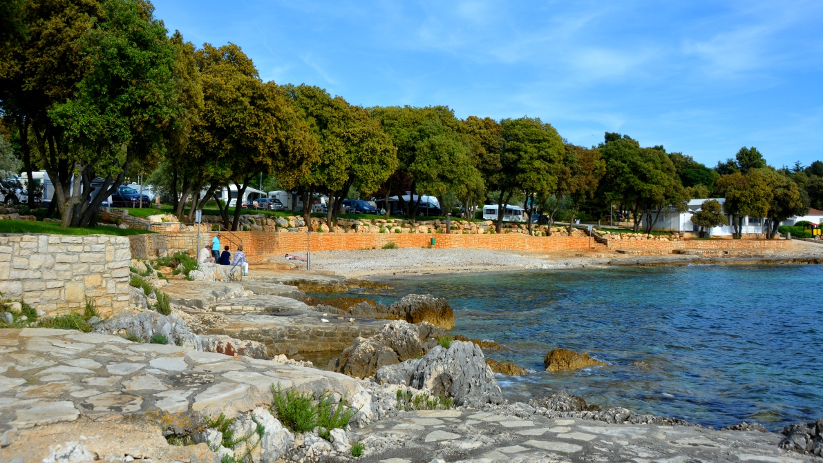 Porte Solo, Vrsar i Kroatien
