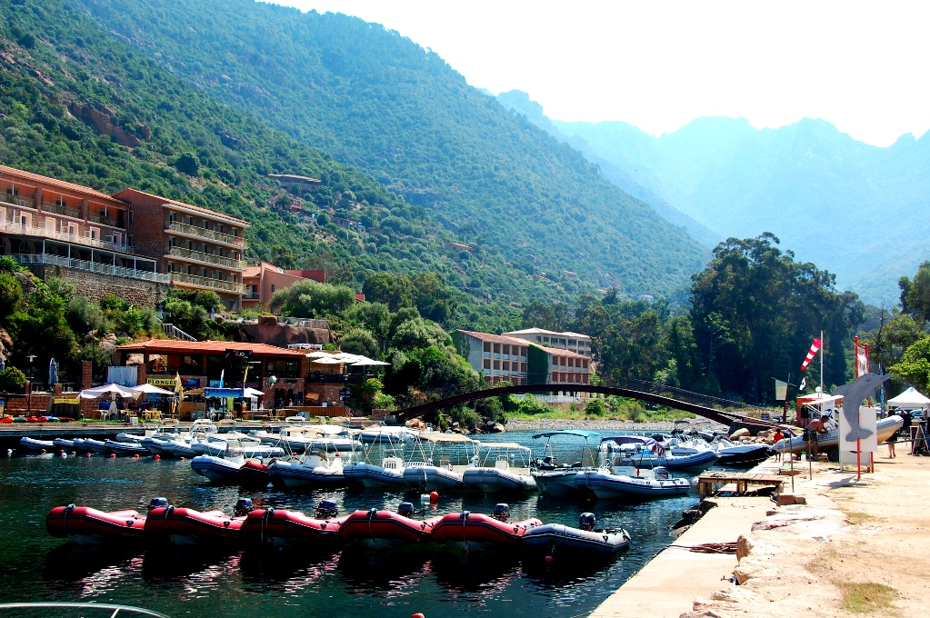 Båtar som ligger och väntar i Porto