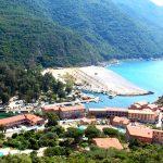 Porto på Korsika – camping Solo e Vista