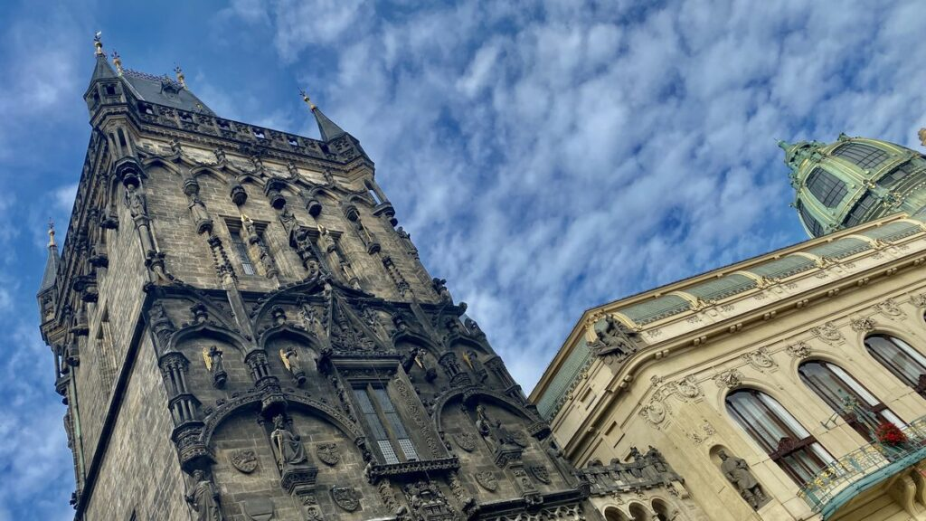 Göra i Prag - Krutporten
