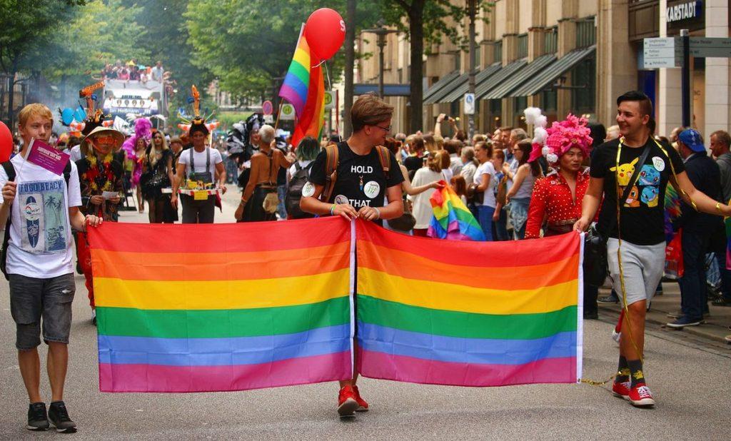 Pridefestival i Hamburg
