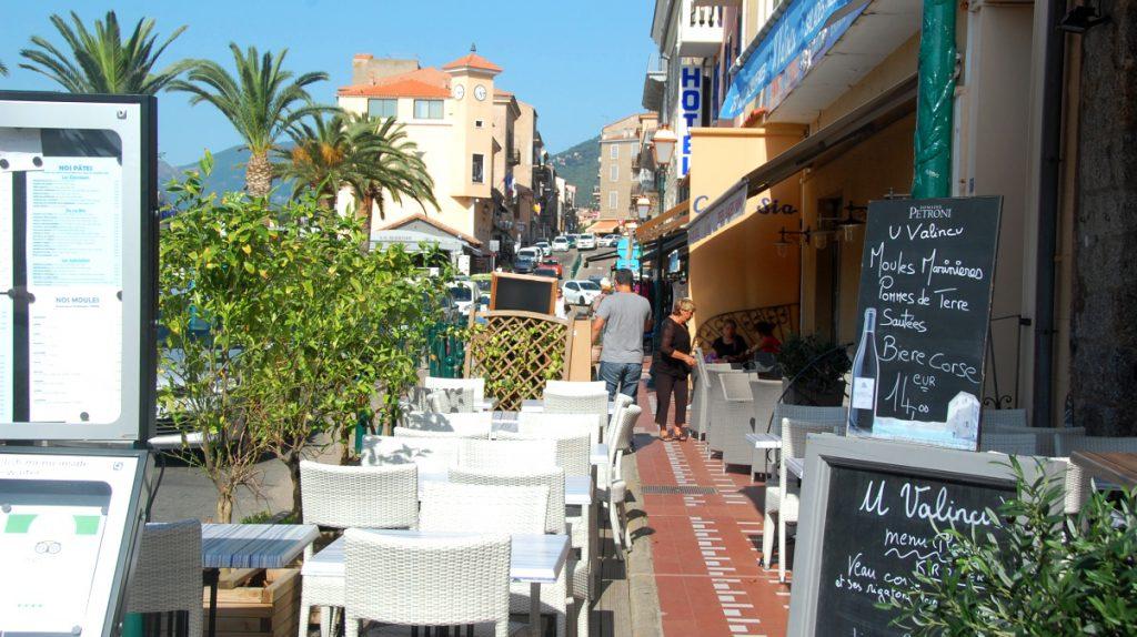 Korsikas bästa resmål Propriano