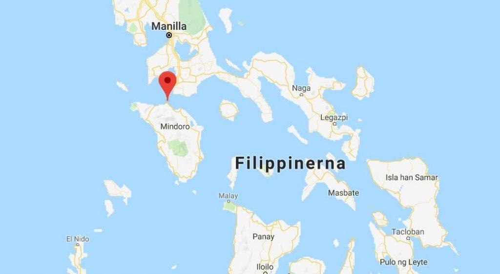 Puerto Galera i Filippinerna