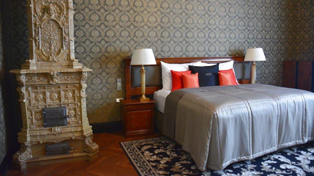 Grand hotell Pupp hotell i Karlovy Vary