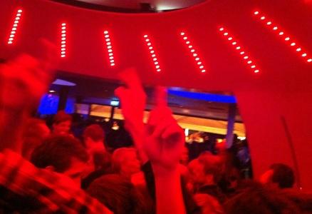 Festkväll i Göteborg: Dansgolvet på Push i Göteborg