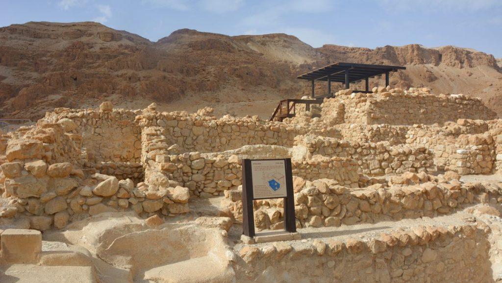 Qumran Västbanken