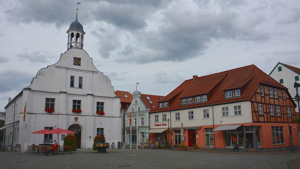 Rådhus i Wolgast