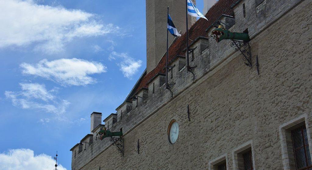 Rådhustorget Tallinn