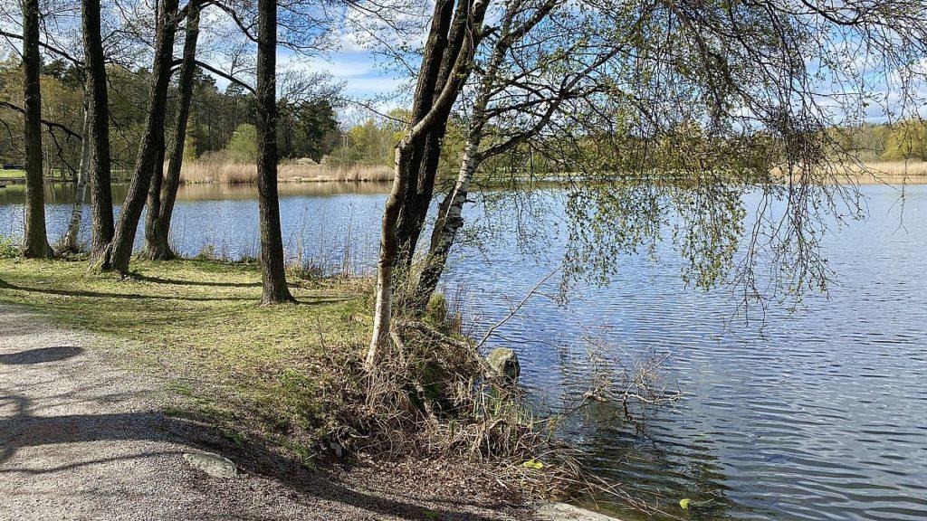 Lötsjön och Råstasjön