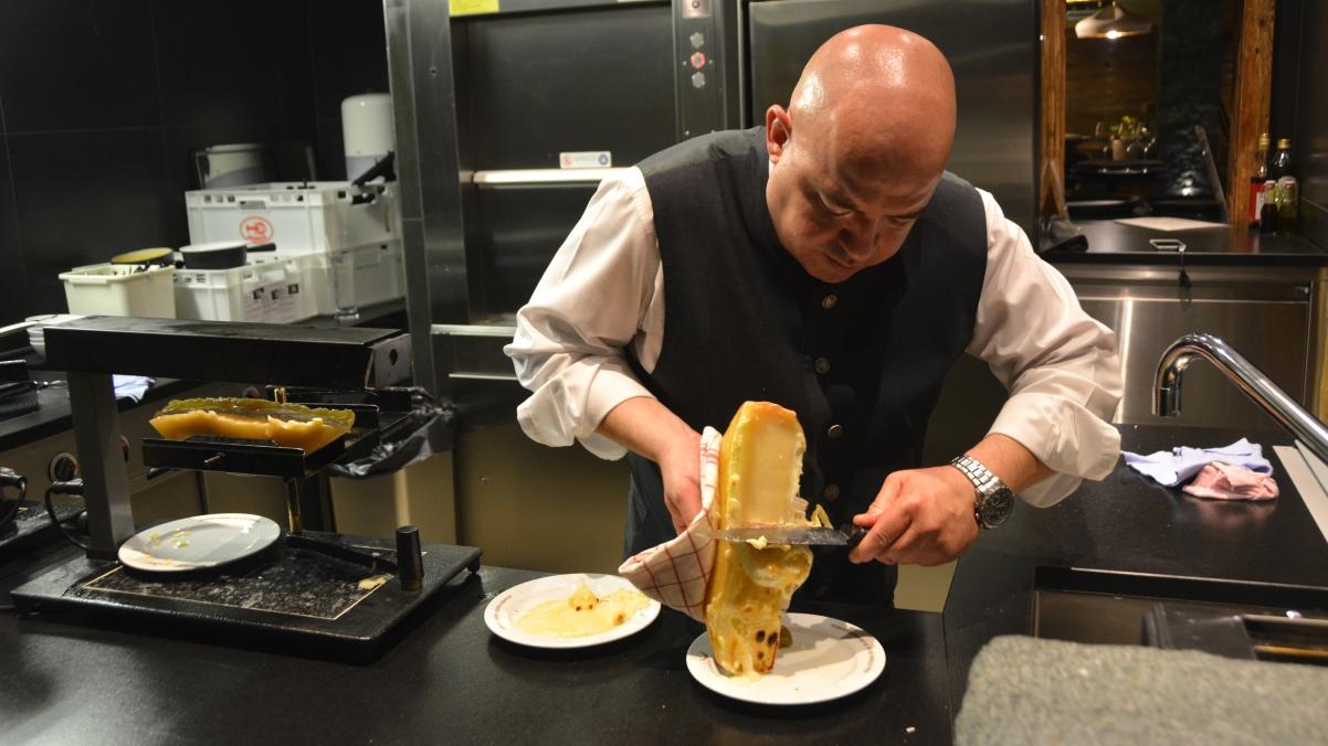 Raclette Schweiz