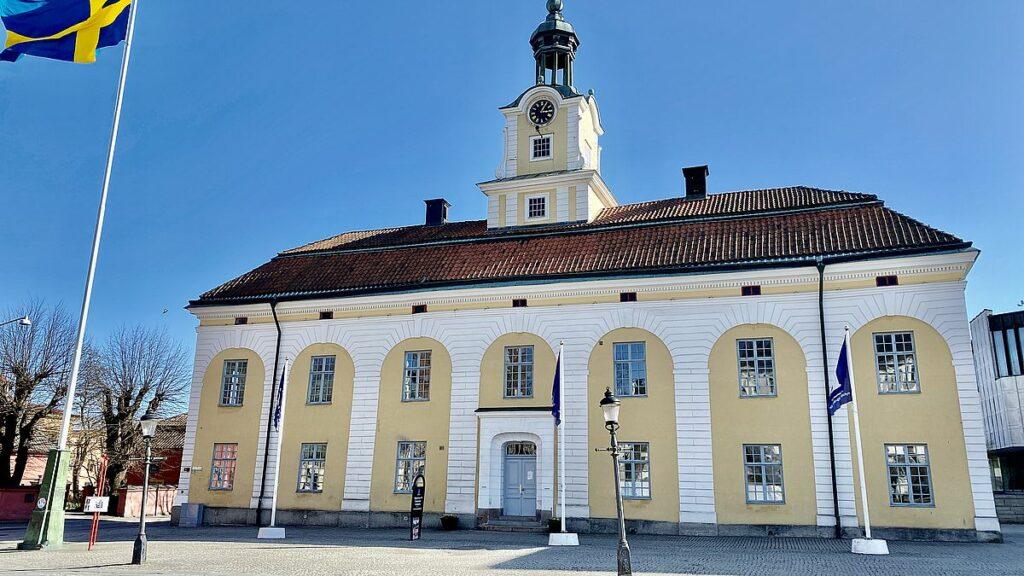 Göra i Nyköping - rådhuset