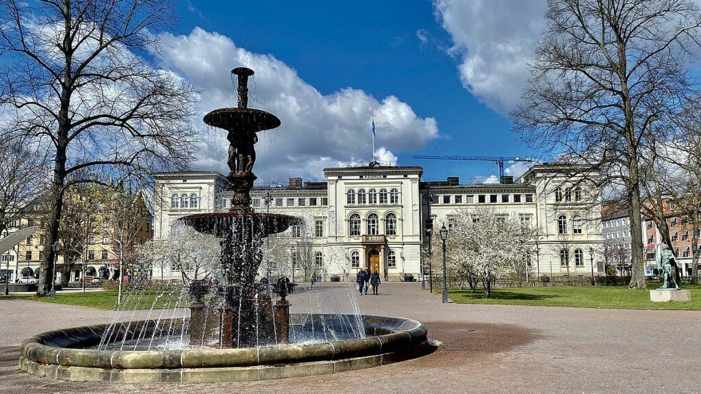 Göra i Jönköping - Rådhusparken