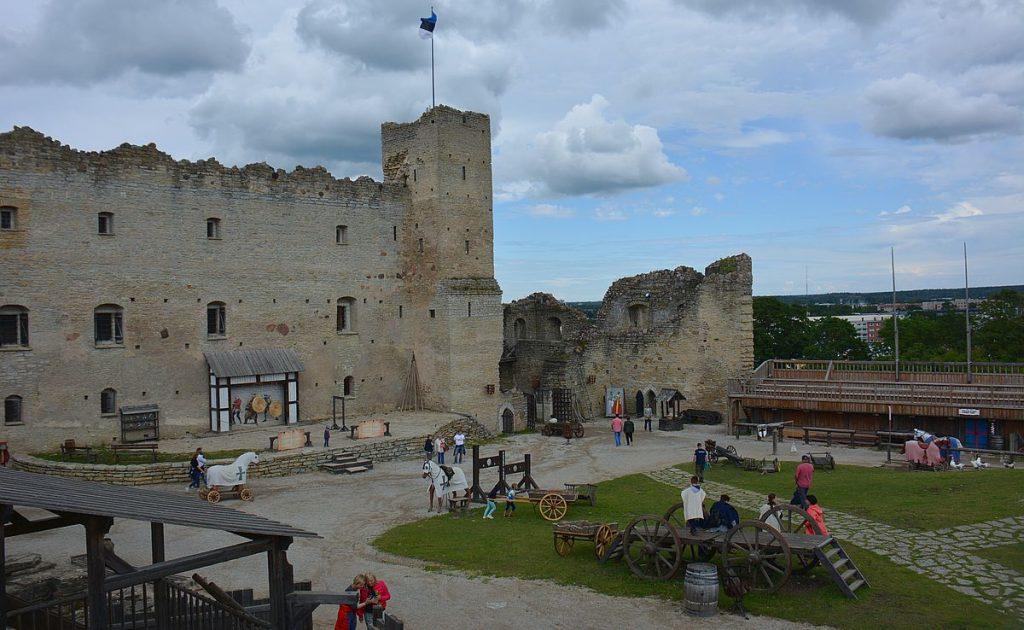 Rakvere fästning i Estland