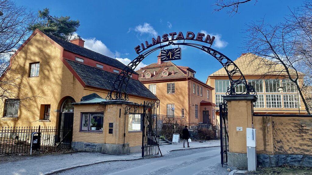 Göra i Solna - Filmstaden Råsunda
