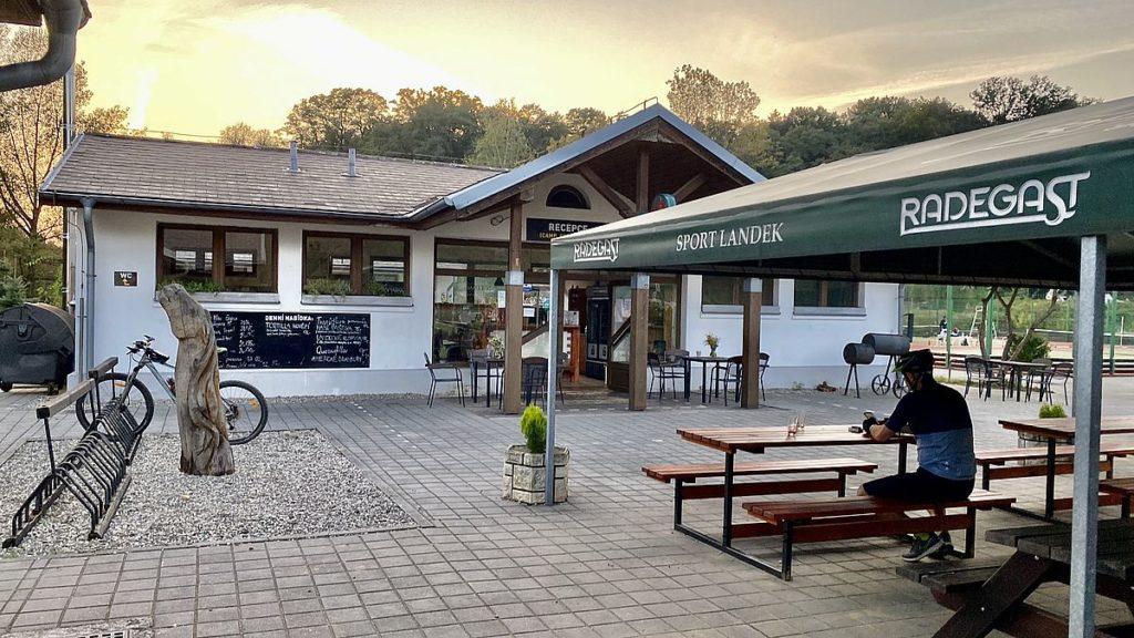Reception Landek Park