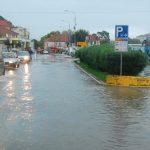 Regn i Kroatien