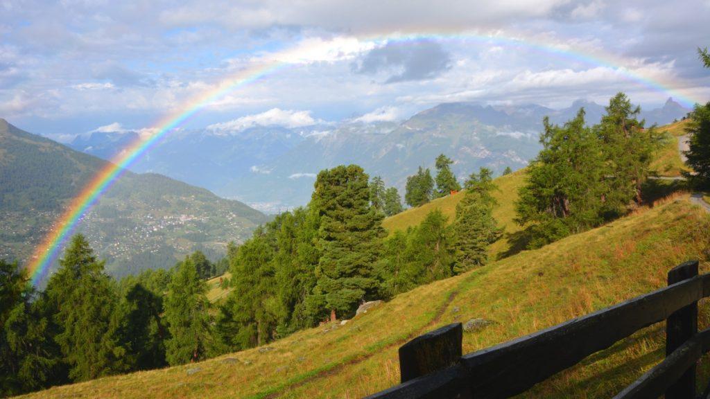 Naturupplevelser i Schweiz