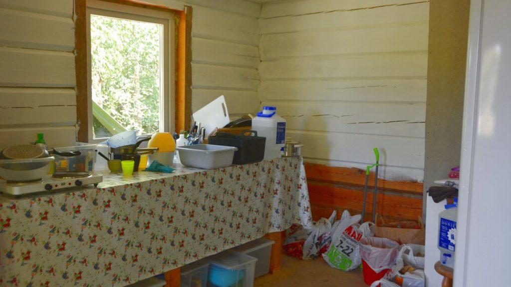 Sätta kök i sommarhus