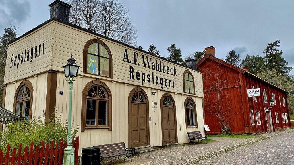 Gamla Linköping - repslageri