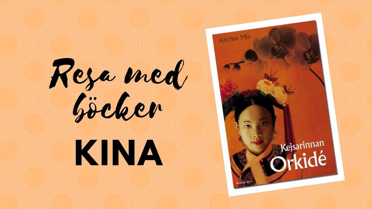 Resa med böcker: Kina