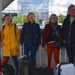 Resa till Karlovy Vary i Tjeckien med flyg och buss