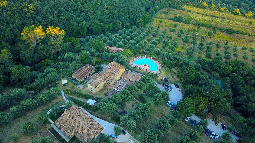 Il cantico Della Natura - ekologisk semester i Italien