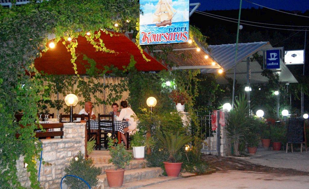 restaurang albanien