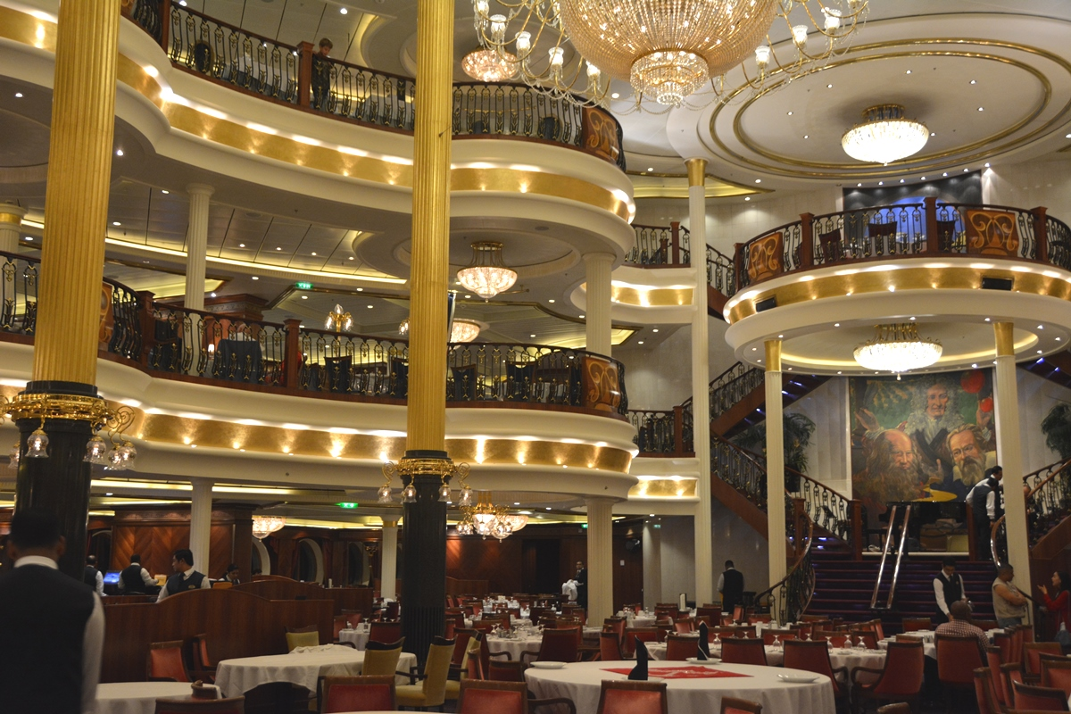 Restaurang Freedom of the Seas