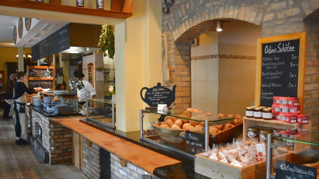 restaurang odin i Schleswig Holstein