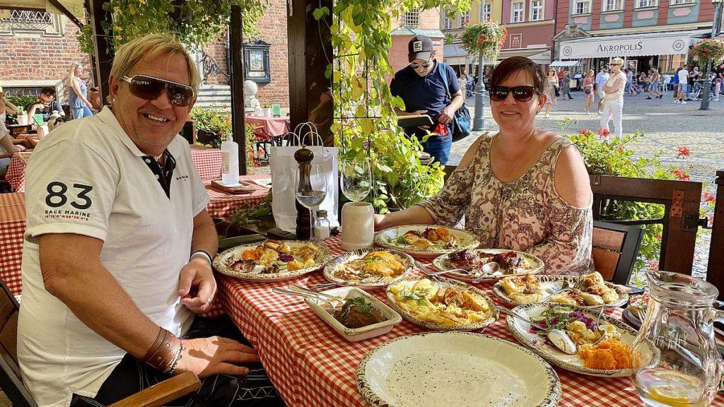 Lunch i Wroclaw