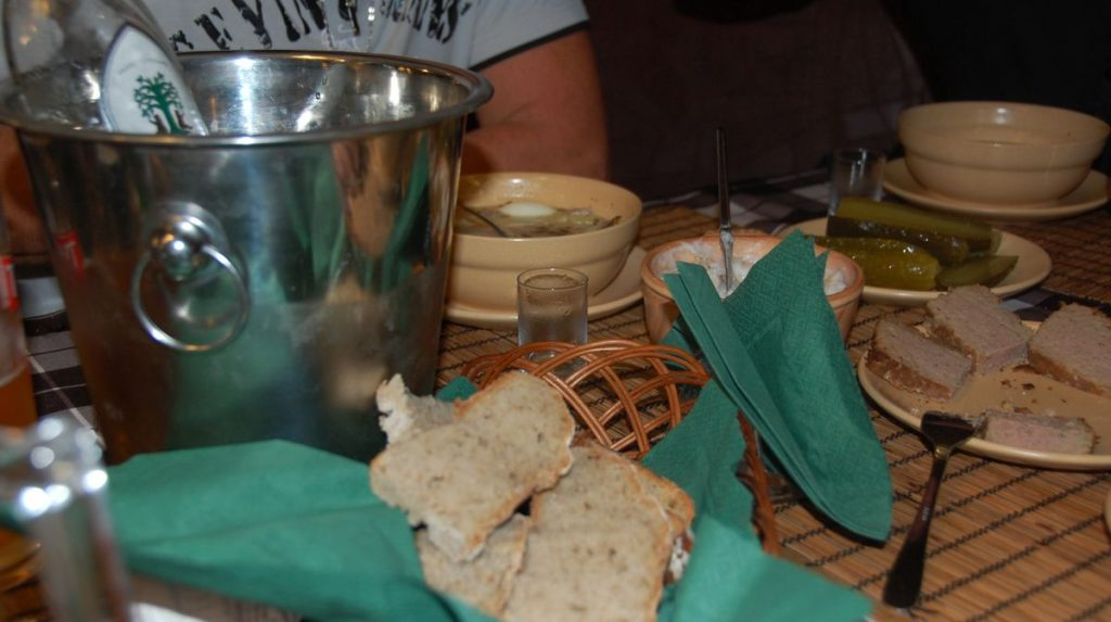 Restaurang i Malbork