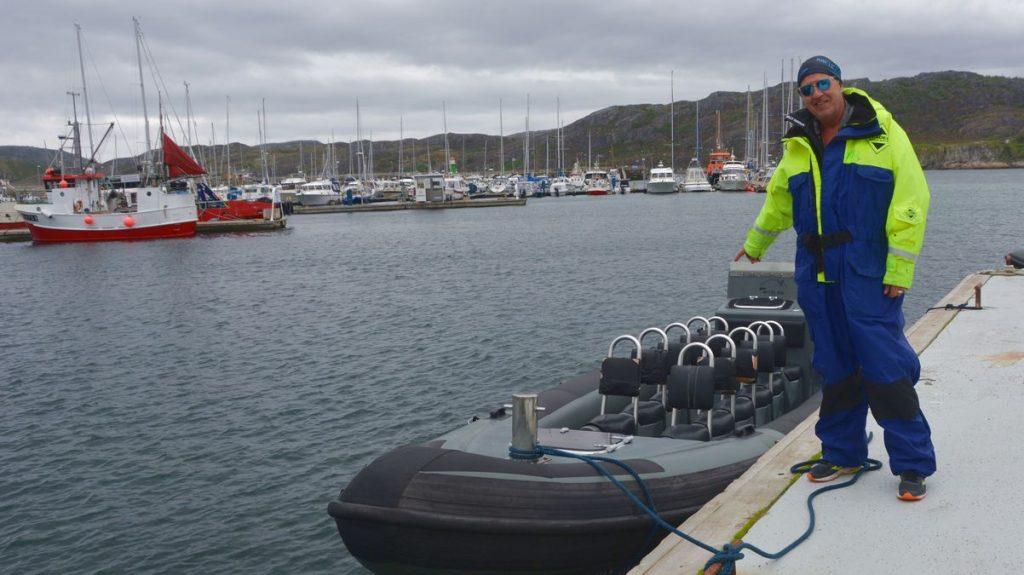 Ribbåt Bodö