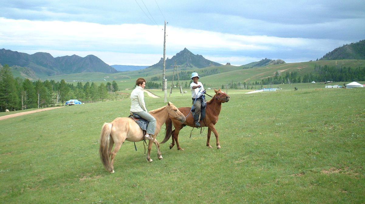 Rida Mongoliet