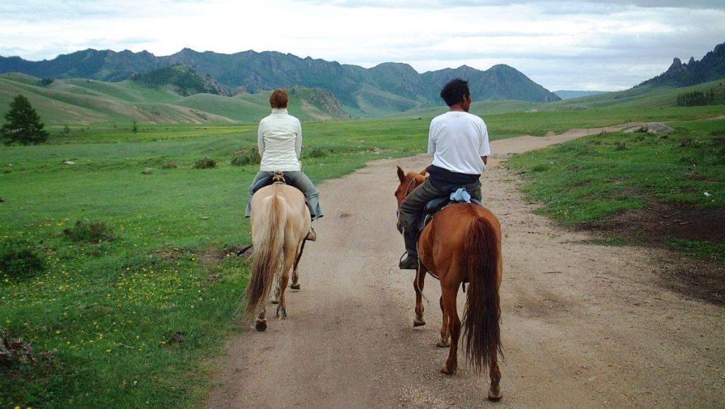 Ridtur Mongoliet