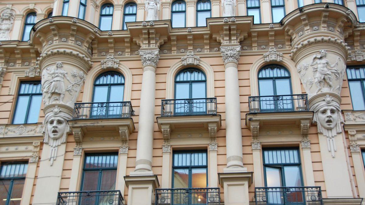 Jugendhusen i Riga